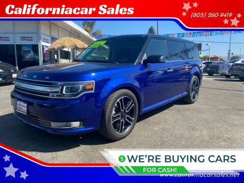 2014 Ford Flex for sale at Californiacar Sales in Santa Maria CA