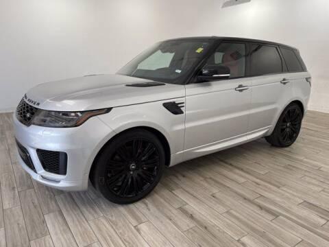 2018 Land Rover Range Rover Sport for sale at TRAVERS GMT AUTO SALES - Traver GMT Auto Sales West in O Fallon MO