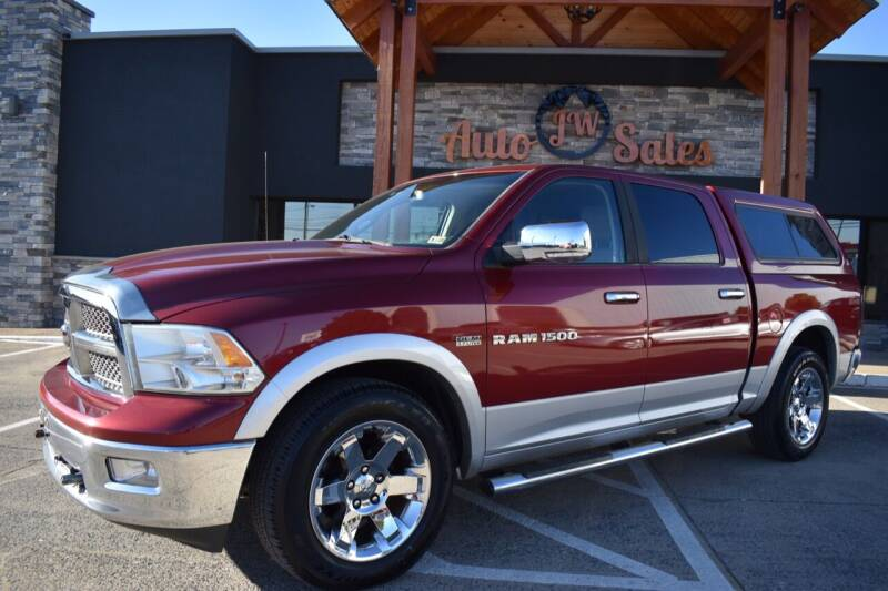 2012 RAM Ram Pickup 1500 for sale at JW Auto Sales LLC in Harrisonburg VA