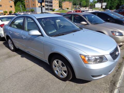 2008 Hyundai Sonata for sale at Auto Villa in Danville VA