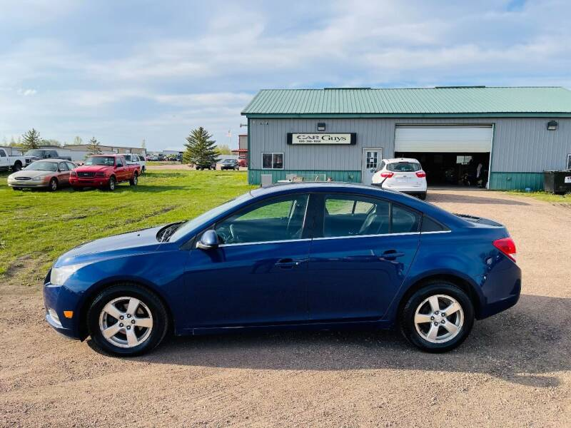 2013 Chevrolet Cruze for sale at Car Guys Autos in Tea SD