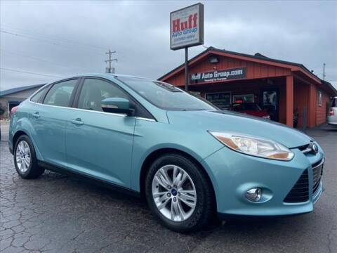 2012 Ford Focus for sale at HUFF AUTO GROUP in Jackson MI