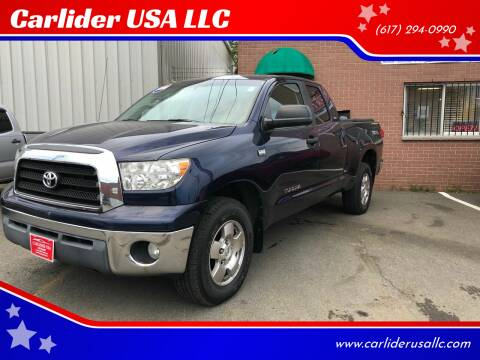 2008 Toyota Tundra for sale at Carlider USA in Everett MA