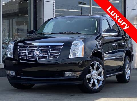 2013 Cadillac Escalade for sale at Carmel Motors in Indianapolis IN