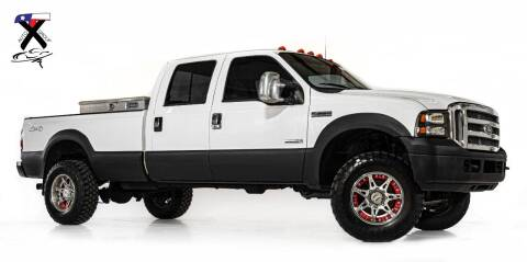 2007 Ford F-350 Super Duty for sale at TX Auto Group in Houston TX