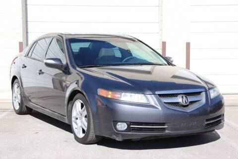 2007 Acura TL for sale at MG Motors in Tucson AZ