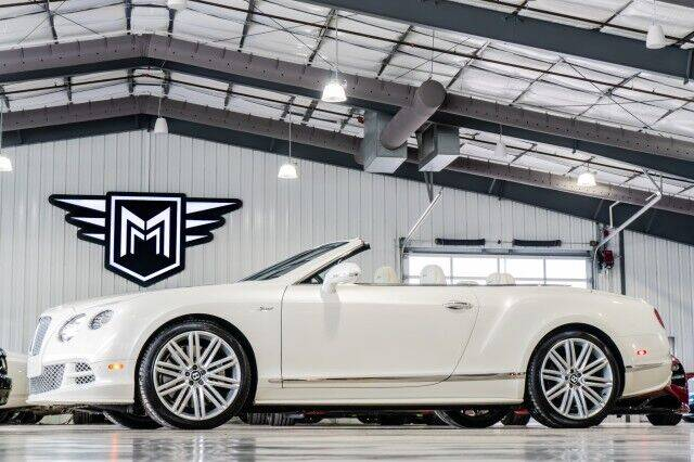 2015 Bentley Continental for sale in Boerne, TX