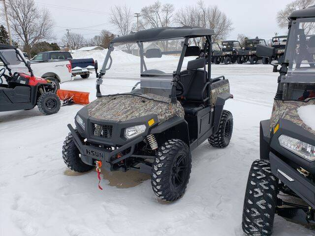 2020 Hisun Sector E1 for sale at Koop's Sales and Service in Vinton IA