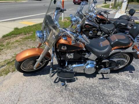 2008 Harley Davidson Fat Boy for sale at INTERSTATE AUTO SALES in Pensacola FL