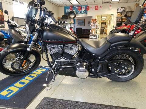 2013 Harley Davidson  Soft Tail Slim  for sale at W V Auto & Powersports Sales in Cross Lanes WV