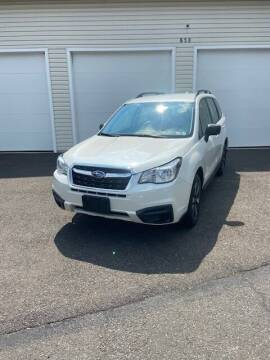 2017 Subaru Forester for sale at Interstate Fleet Inc. Auto Sales in Colmar PA