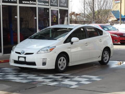 2010 Toyota Prius for sale at DriveTown in Houston TX