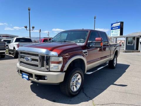 2008 Ford F-350 Super Duty for sale at Orem Auto Outlet in Orem UT