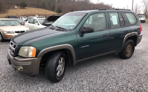 2005 Isuzu Ascender for sale at Bailey's Auto Sales in Cloverdale VA