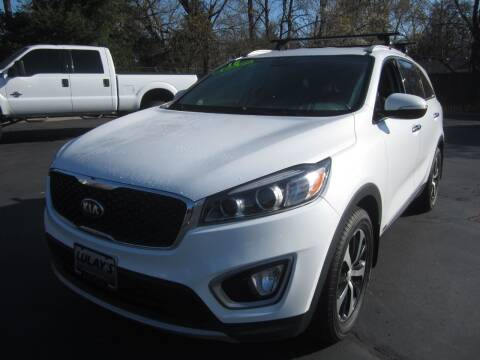 2016 Kia Sorento for sale at LULAY'S CAR CONNECTION in Salem OR