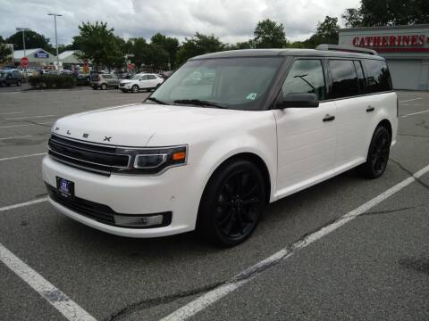 2018 Ford Flex for sale at B&B Auto LLC in Union NJ