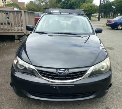 2008 Subaru Impreza for sale at Life Auto Sales in Tacoma WA