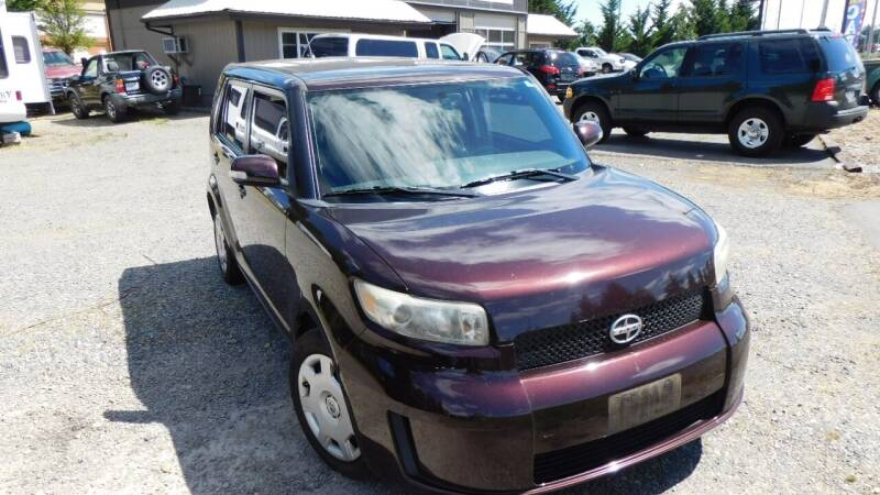 2008 Scion xB for sale at M & M Auto Sales LLc in Olympia WA