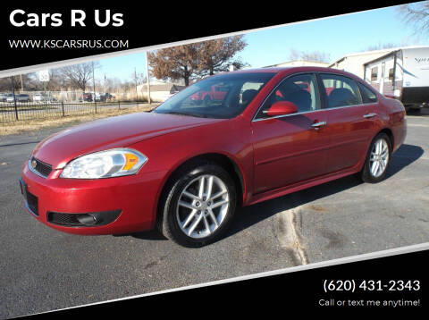 2013 Chevrolet Impala for sale at Cars R Us in Chanute KS