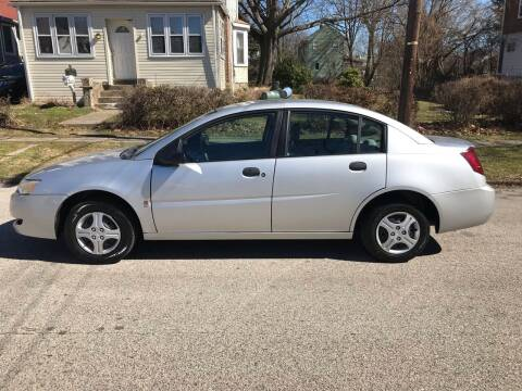 2005 Saturn Ion for sale at Michaels Used Cars Inc. in East Lansdowne PA