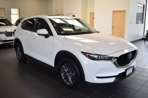 2019 Mazda CX-5 for sale at BMW OF NEWPORT in Middletown RI