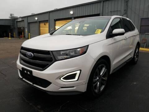 2015 Ford Edge for sale at Houston Auto Preowned in Houston TX