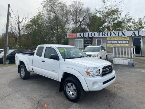 2007 Toyota Tacoma for sale at Auto Tronix in Lexington KY