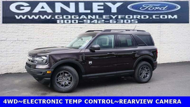 2021 Ford Bronco Sport for sale in Norton, OH