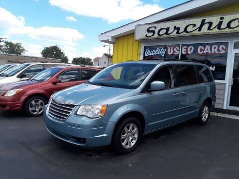 2008 Chrysler Town and Country for sale at Sarchione INC in Alliance OH