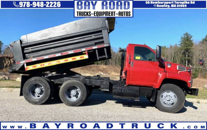 2005 GMC C8500 for sale at Bay Road Trucks in Newbury MA