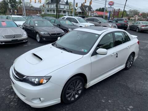 2010 Subaru Impreza for sale at Masic Motors, Inc. in Harrisburg PA