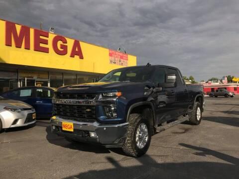 2020 Chevrolet Silverado 2500HD for sale at Mega Auto Sales in Wenatchee WA