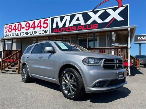 2017 Dodge Durango for sale at Maxx Autos Plus in Puyallup WA