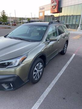 2020 Subaru Outback for sale at EMPIRE LAKEWOOD NISSAN in Lakewood CO