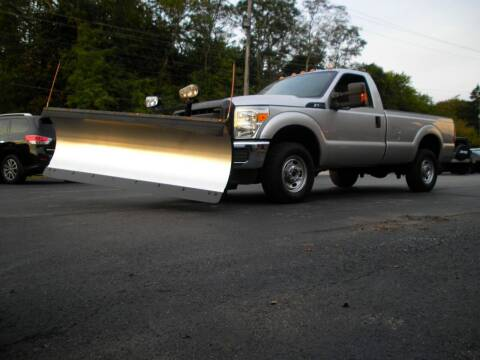 2011 Ford F-250 Super Duty for sale at Auto Brite Auto Sales in Perry OH