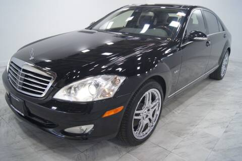 2007 Mercedes-Benz S-Class for sale at Sacramento Luxury Motors in Carmichael CA