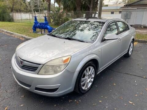 2009 Saturn Aura for sale at Florida Prestige Collection in St Petersburg FL