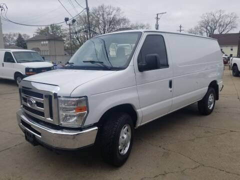 2011 Ford E-Series Cargo for sale at Madison Motor Sales in Madison Heights MI