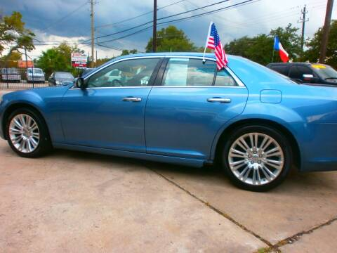 2011 Chrysler 300 for sale at Under Priced Auto Sales in Houston TX