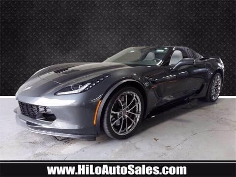 2019 Chevrolet Corvette for sale at Hi-Lo Auto Sales in Frederick MD