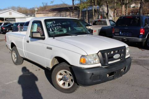 2007 Ford Ranger for sale at SAI Auto Sales - Used Cars in Johnson City TN