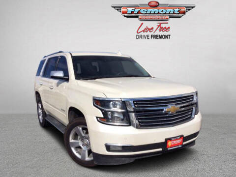 2015 Chevrolet Tahoe for sale at Rocky Mountain Commercial Trucks in Casper WY