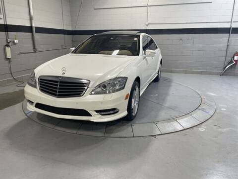 2011 Mercedes-Benz S-Class for sale at Luxury Car Outlet in West Chicago IL