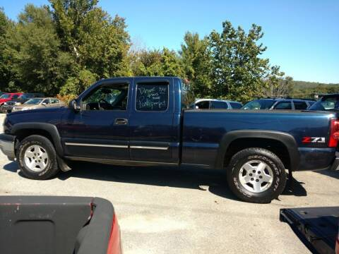 2005 Chevrolet Silverado 1500 for sale at Auto Brokers of Milford in Milford NH
