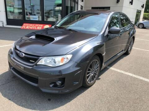 2013 Subaru Impreza for sale at MAGIC AUTO SALES in Little Ferry NJ