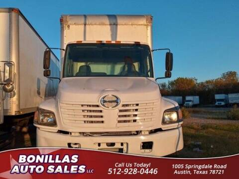 2005 Hino 268 for sale at Bonillas Auto Sales in Austin TX