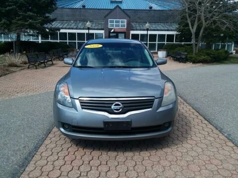 2008 Nissan Altima for sale at Better Auto in South Darthmouth MA