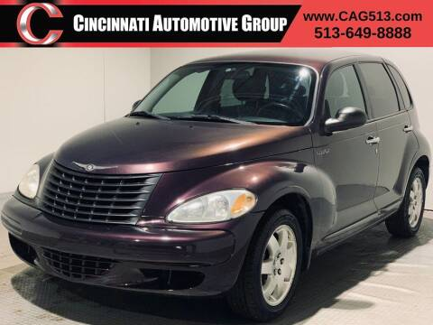 2005 Chrysler PT Cruiser for sale at Cincinnati Automotive Group in Lebanon OH
