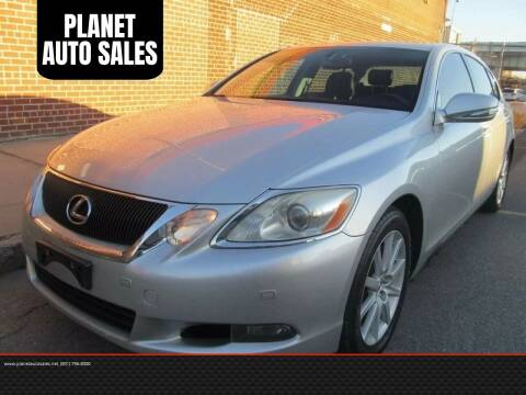2008 Lexus GS 350 for sale at PLANET AUTO SALES in Lindon UT