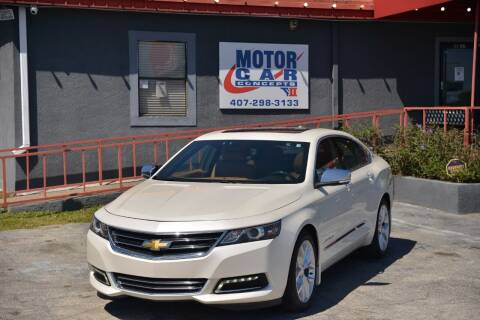 2014 Chevrolet Impala for sale at Motor Car Concepts II - Kirkman Location in Orlando FL